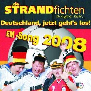 Deutschland jetzt geht's Los