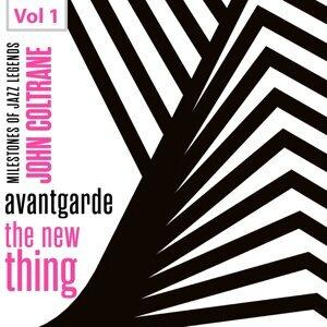 Milestones of Jazz Legends - Avantgarde the New Thing, Vol. 1