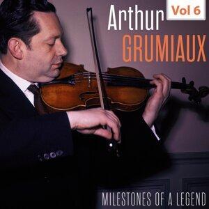 Milestones of a Legend - Arthur Grumiaux, Vol. 6