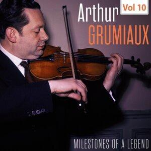 Milestones of a Legend - Arthur Grumiaux, Vol. 10