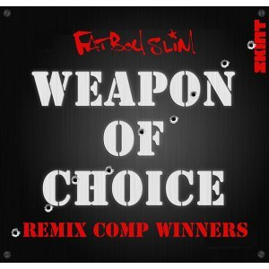Weapon of Choice - Remix Comp Winners