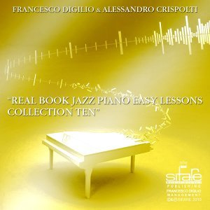 Real Book Jazz Piano Easy Lessons, Collection 10