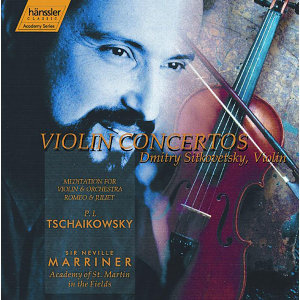 Tchaikovsky: Violin Concerto in D Major, Op. 35 / Meditation for Violin and Orchestra, Op. 42