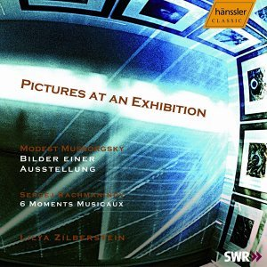 Mussorsky: Pictures at an Exhibition - Rachmaninoff: 6 Moments musicaux, Op. 16