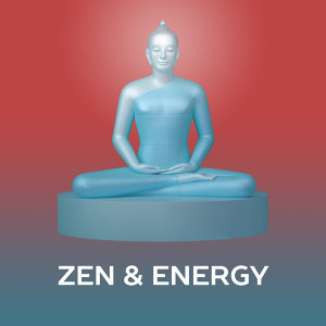 Zen & Energy – Music for Meditation, Training Yoga, Concentration, Harmony, Clear Mind, Nature Sounds for Relaxation