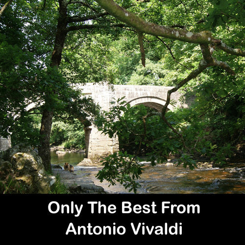 Only The Best From Antonio Vivaldi