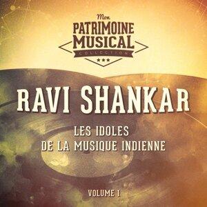 Les idoles de la musique indienne : Ravi Shankar, Vol. 1