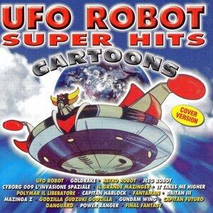 Ufo Robot Super Hits Cartoons