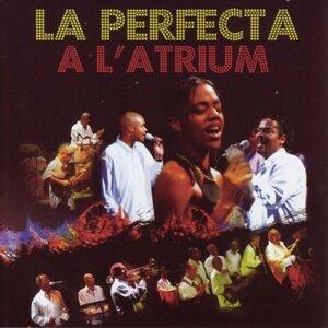 La Perfecta à l'Atrium en Guadeloupe - Live