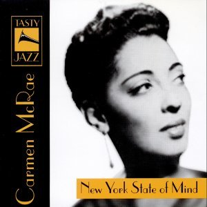 Carmen McRae - New York State Of Mind