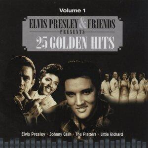 25 Golden Hits - Volume 1