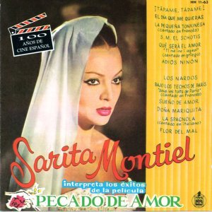 B.S.O. Pecado de amor. 100 Años de Cine Español - Remastered 2015