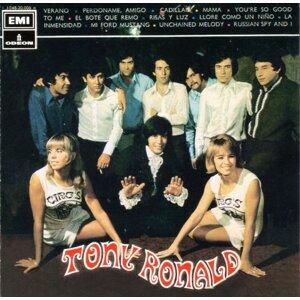 Tony Ronald - Remastered 2015