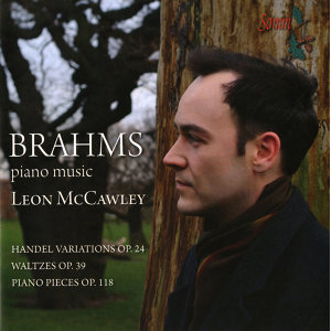 McCawley: 25 Variations and Fugue on a Theme by Handel - 16 Waltzes - 6 Piano Pieces