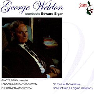 George Weldon Conducts Edward Elgar