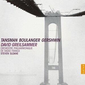 Tansman, Boulanger, Gershwin