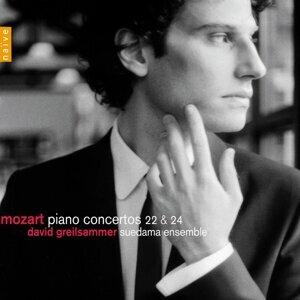 Mozart: Piano Concertos No. 22 & No. 24
