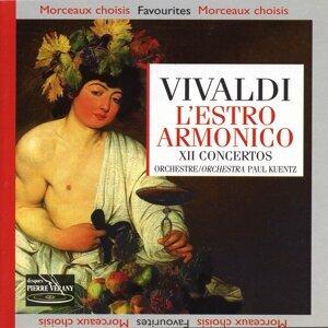 Vivaldi : L'Estro armonico, Op. 3 ''12 Concertos''