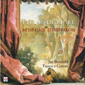 Caix d'Hervelois : Pièces de viole