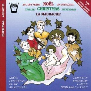 Noël en tous temps, en tous lieux : Noëls européens du 12ème au 20ème siècle