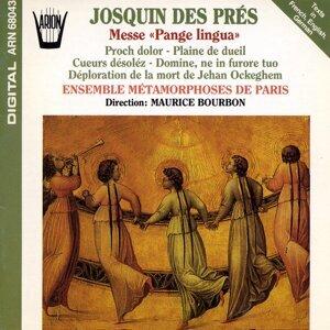 """Josquin des Prés : Messe """"Pange lingua"""""""