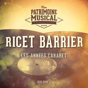 Les années cabaret : Ricet Barrier, Vol. 1