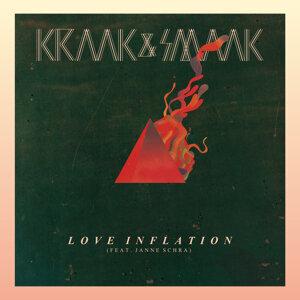 Love Inflation (feat. Janne Schra) - EP