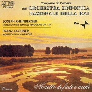 Josefh Rheinberger, Franz Lachner :Nonetto di fiati e archi