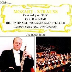 Mozart: Concerto Per Oboe In Do Maggiore - Strauss: Concerti Per Oboe In Re Maggiore