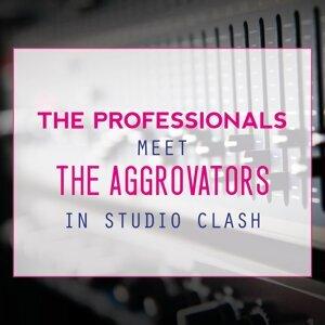 The Professionals Meet the Aggrovators in Studio Clash