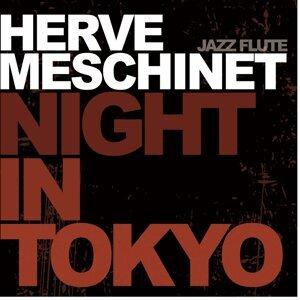 Night in Tokyo - jazz flute