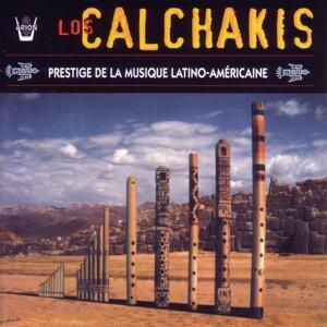 Los Calchakis, Vol.3 : Prestige de la Musique latino- américaine