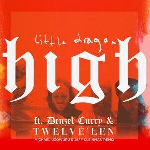 High (feat. Denzel Curry & Twelve'len) - Michael Uzowuru & Jeff Kleinman Remix
