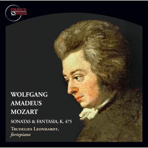 Mozart: Sonatas & Fantasia, K. 475