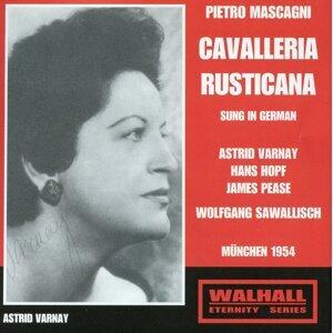 Mascagni: Cavalleria rusticana (Sung in German) (1954)