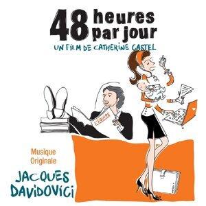 48 heures par jour - Bande originale du film de Catherine Castel