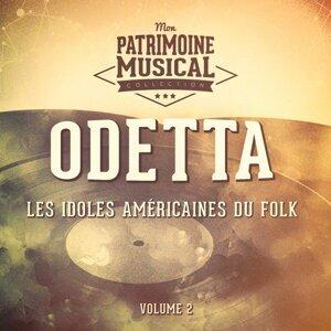 Les idoles américaines du folk : Odetta, Vol. 2