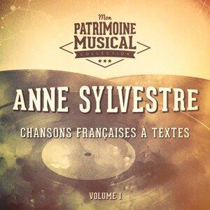 Chansons françaises à textes : Anne Sylvestre, Vol. 1