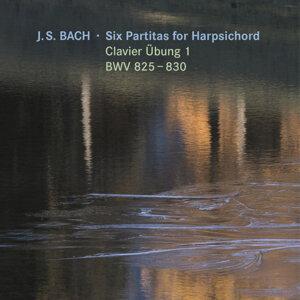 Bach: Clavier-Übung I, Six Partitas for Harpsichord, BWV 825-830
