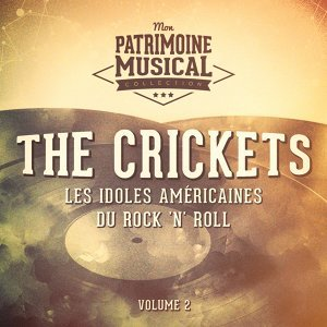 Les idoles américaines du rock 'n' roll : The Crickets, Vol. 2