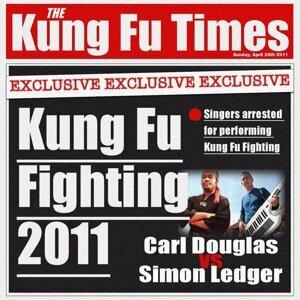 Kung Fu Fighting 2011 (Carl Douglas vs. Simon Ledger)