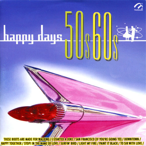 Happy Days 50's, 60's