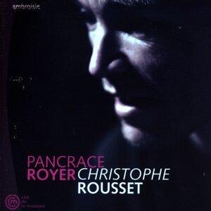 Pancrace Royer: Premier Livre de Pièces pour Clavecin