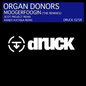 Moogerfoogin - The Remixes