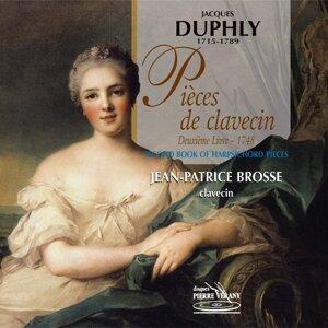 Duphly : Pièces pour clavecin, 2ème livre (1748)