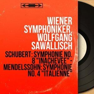 "Schubert: Symphonie No. 8 ""Inachevée"" - Mendelssohn: Symphonie No. 4 ""Italienne"" - Stereo Version"