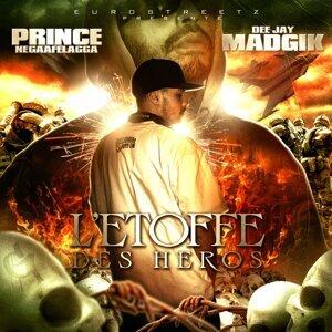 L'Etoffe des Héros - mixed by Dj Madgik