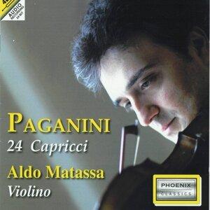 Niccolò Paganini : 24 Cappricci