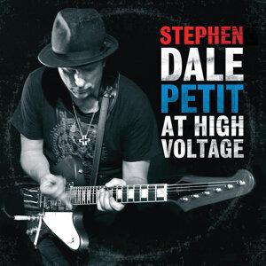 Stephen Dale Petit At High Voltage - Live