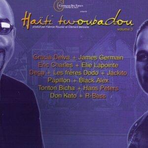 Haïti twoubadou volume 3